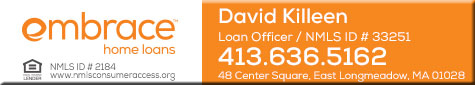 David Killeen of Embrace Home Loans, Inc
